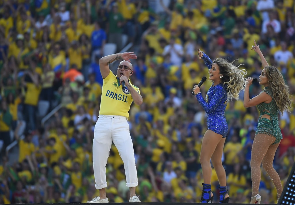 The Best Pictures From Brazil's World Cup Opening Ceremony