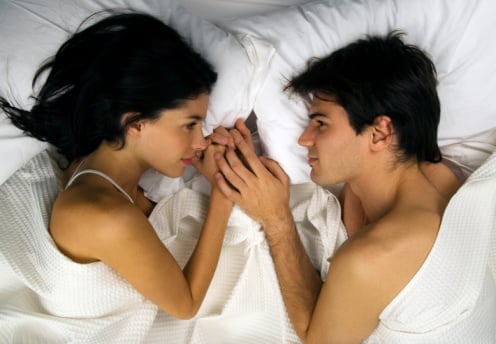 Pillow Talk: Seeing With Fresh Eyes