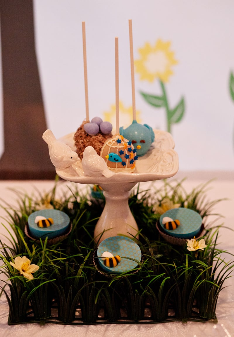 More Cute Cake Pops
