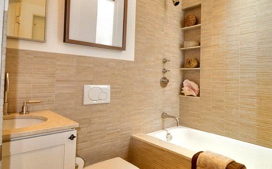 Love It or Hate It? Monochromatic Bathroom