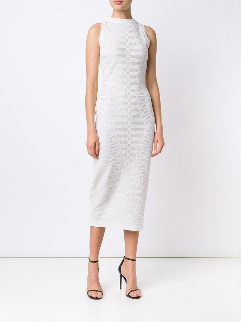 Balmain Sleeveless Mini Dress ($2,375)