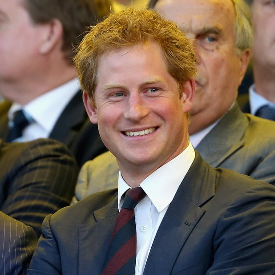 Prince Harry Can't Hide His Pride During the Invictus Games