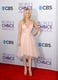 Kaley Cuoco wore Christian Siriano to the People's Choice Awards.
