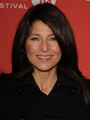 Catherine Keener's Makeup at 2010 Sundance Film Festival