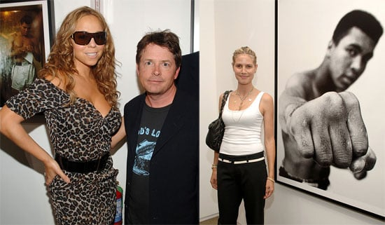 Celebs Come Out to Support Muhammad Ali and Fight Parkinson's