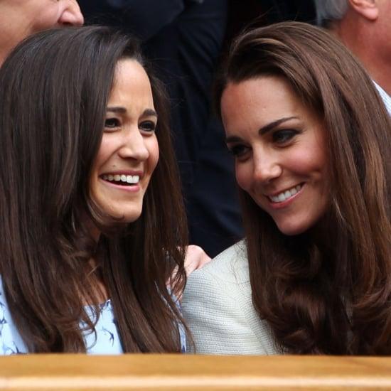 The Duchess of Cambridge's Friends