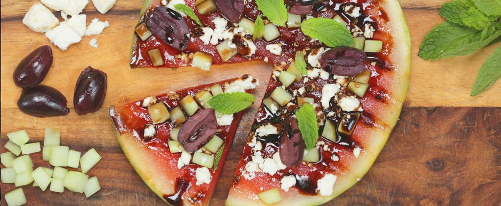 Grilled Watermelon Pizza Is a Summer Barbecue Must Have
