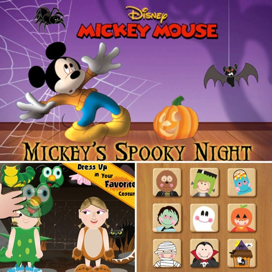 Halloween iPad Apps For Kids
