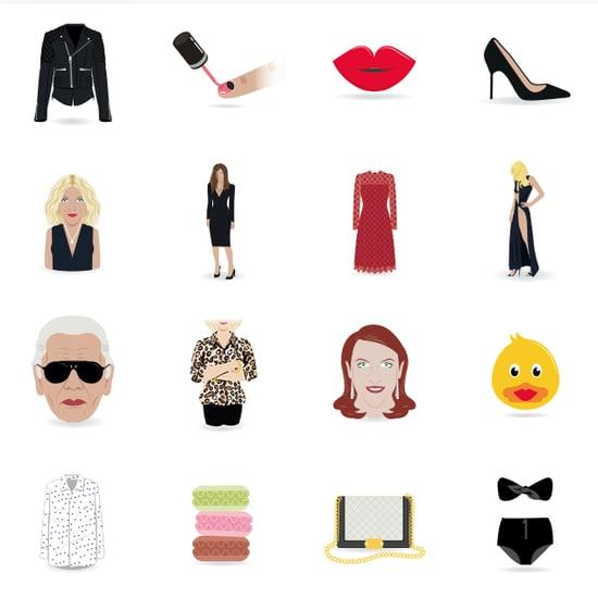 Fashion Week Emoji App