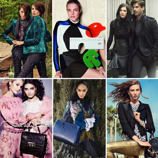 See All of the Autumn Winter Fall Ad Campaigns from Proenza Schouler, DKNY,  Stella McCartney, Oscar de la Renta and more!