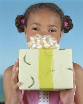 Regifting Baby Presents