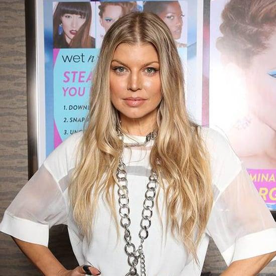 Fergie Beauty Interview