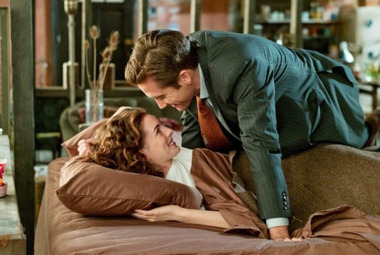 Love and Other Drugs Movie Review Starring Jake Gyllenhaal and Anne Hathaway