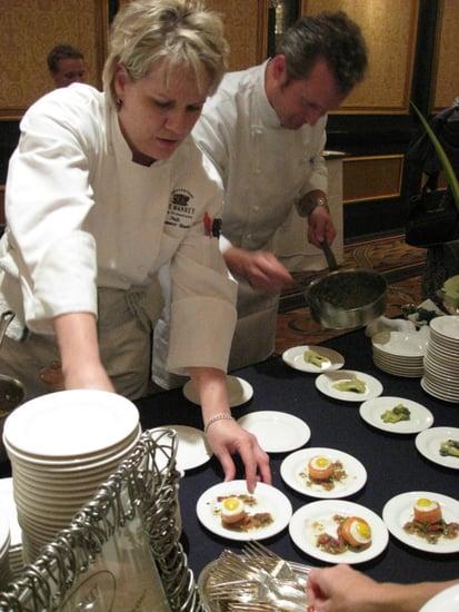 PartySugar Behind The Bash: Star Chefs 2007