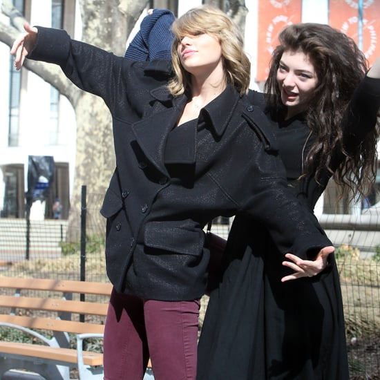 Taylor Swift and Lorde in NYC | Pictures