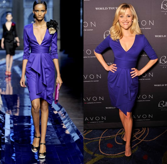 Reese Witherspoon Chooses Jason Wu Runway