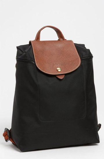 This Longchamp Le Pliage Backpack ($125) is a great piece to bring to the office — it's sleek, professional, and perfect for toting a laptop.