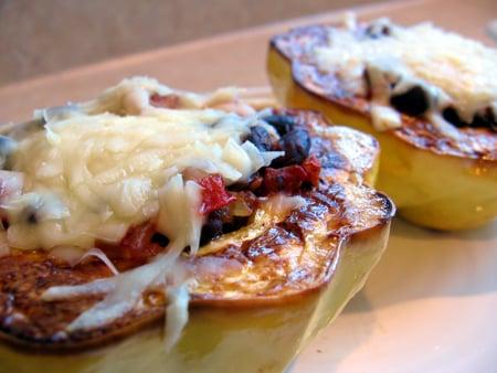 Reader Recipe: Southwestern Stuffed Acorn Squash