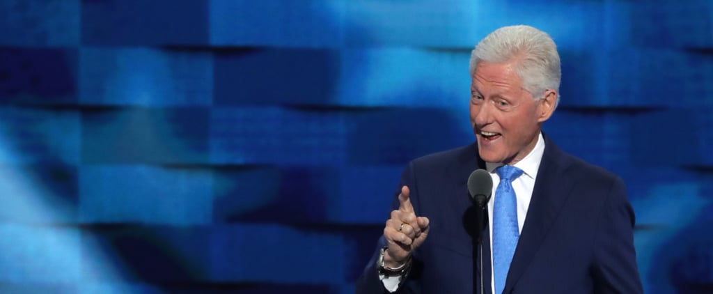 13 Personal Details We Learned About Hillary Clinton From Bill's DNC Speech