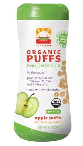 Organic Toddler Snacks