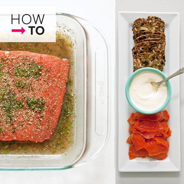Cure (Don't Cook) Salmon During the Heat of the Summer