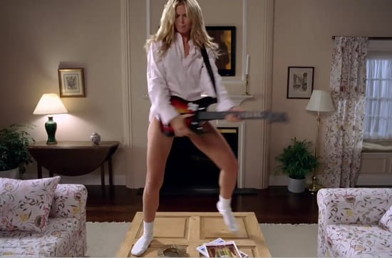 Celebrities Star in Guitar Hero World Tour Risky Business Commercials