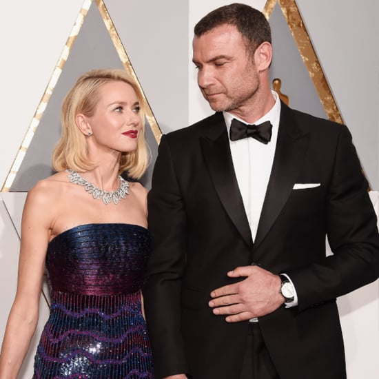 Liev Schreiber and Naomi Watts Home Life