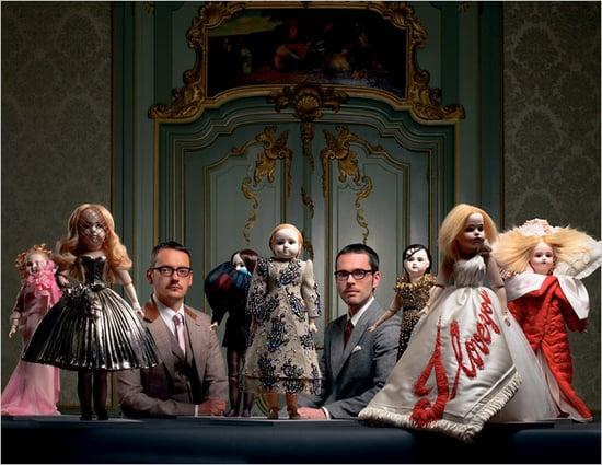 Freaky or Fabulous? Viktor & Rolf Dolls