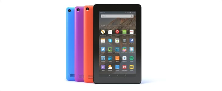 Amazon's Fire HD 10 Tablet Has a Striking New Color That You'll Love