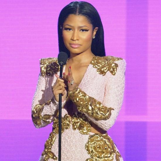 Nicki Minaj Reacts to Jennifer Lopez Dancing at AMAs