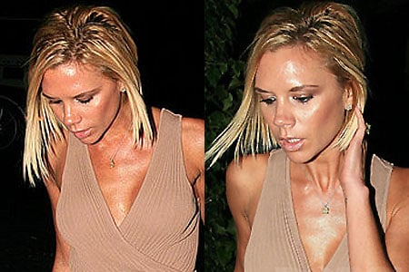 How Long Do You Think It's Been Since Posh Has Washed?