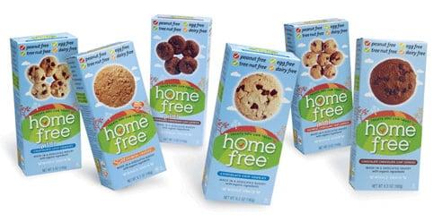 Home Free Allergy Free Treats