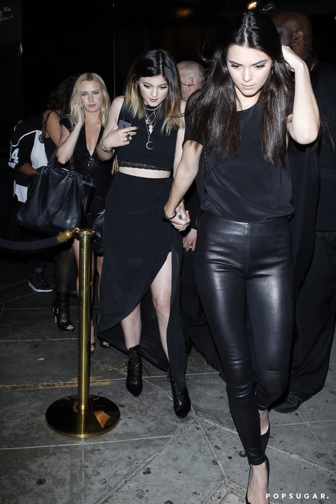 Selena, Kendall, and Kylie Just Want to Have Fun