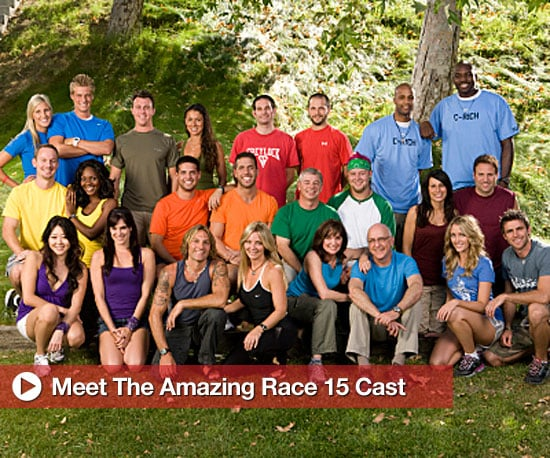 Photos of the New Amazing Race 15 Cast