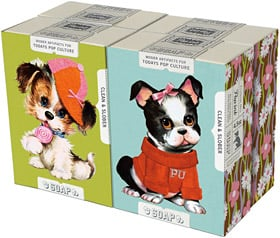 These Days, Soap is Going to the Dogs