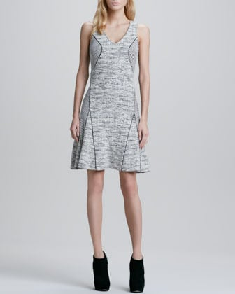 Sachin + Babi Francisca Sleeveless Knit Dress
