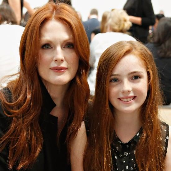 Celebrity look alike kids