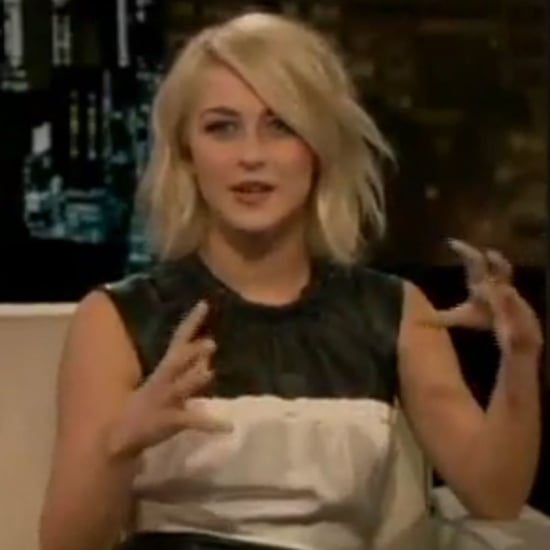 Julianne Hough Talks About Ryan Seacrest on Chelsea Lately