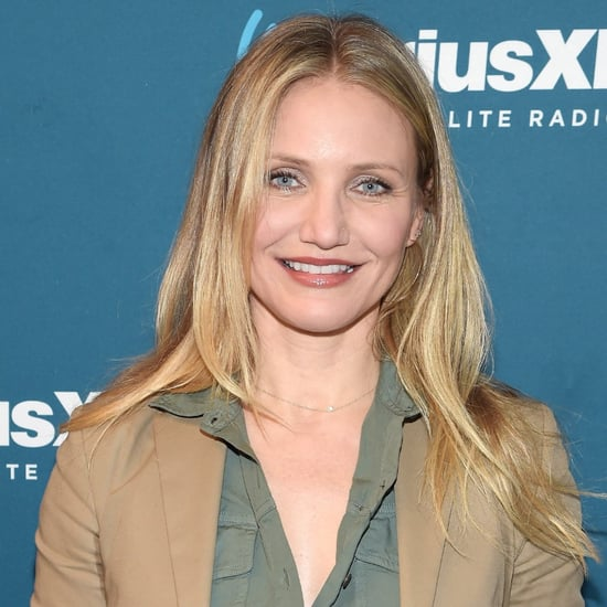 Cameron Diaz Talks About Meeting Benji Madden