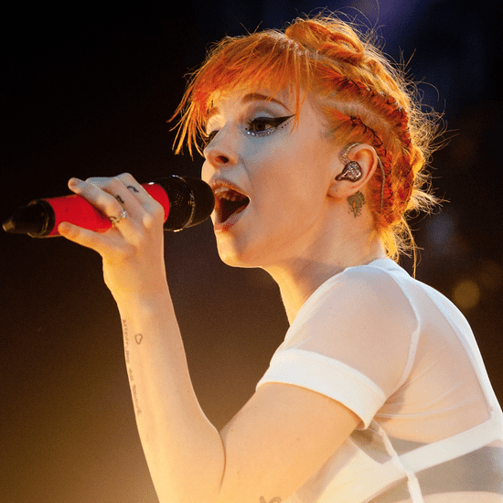 Hayley Williams Wants You to Bleach Your Own Hair at Home