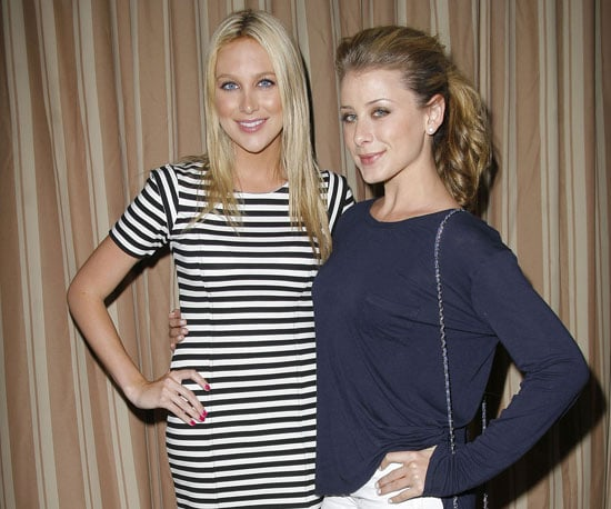 Slide Picture of Stephanie Pratt and Lo Bosworth at Sunset Tower Cocktail Party