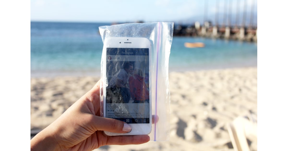 Bring Your Own Spare Ziploc Bags Airport Hacks POPSUGAR Smart Living Photo 2