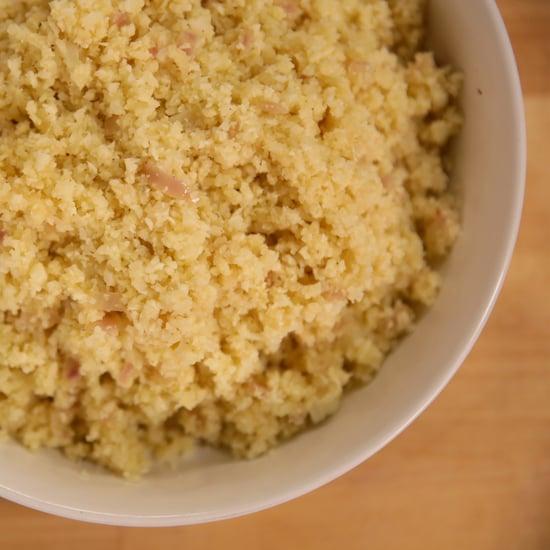Paleo-Friendly Cauliflower Rice Recipe