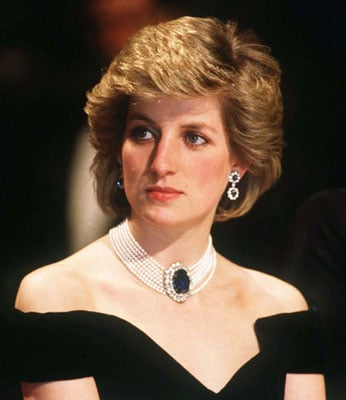 Sugar Bits - Princess Diana Is Honored Ten Years Later