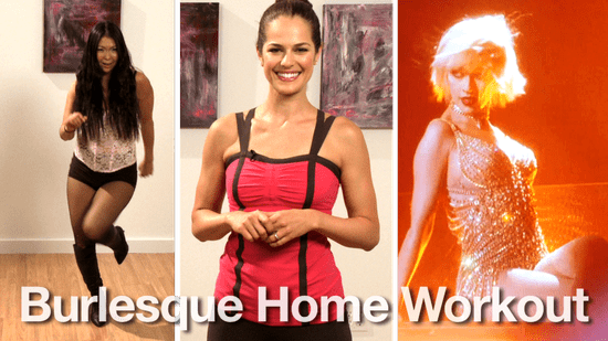 Burlesque Home Workout