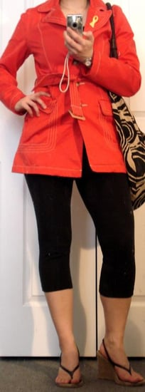 Look of The Day: Leggings Live On!
