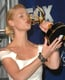 Katherine Heigl took home an award in 2007 for her work on Grey's Anatomy.