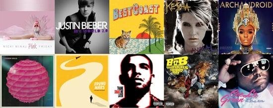 Best Breakthrough Debut Album of 2010 Poll