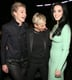 Ellen DeGeneres got an eyeful of Katy Perry's outfit at the Grammy Awards.