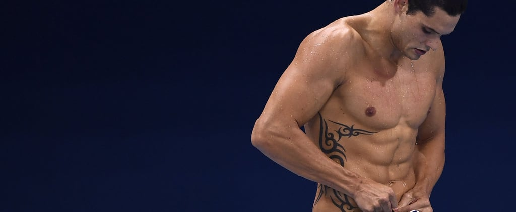 The 16 Sexiest Olympic Athletes With Tattoos